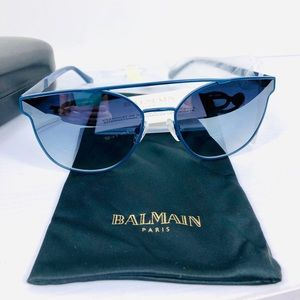 🦋 H PICK🔥BALMAIN Sunglasses Cat Eye Aviator